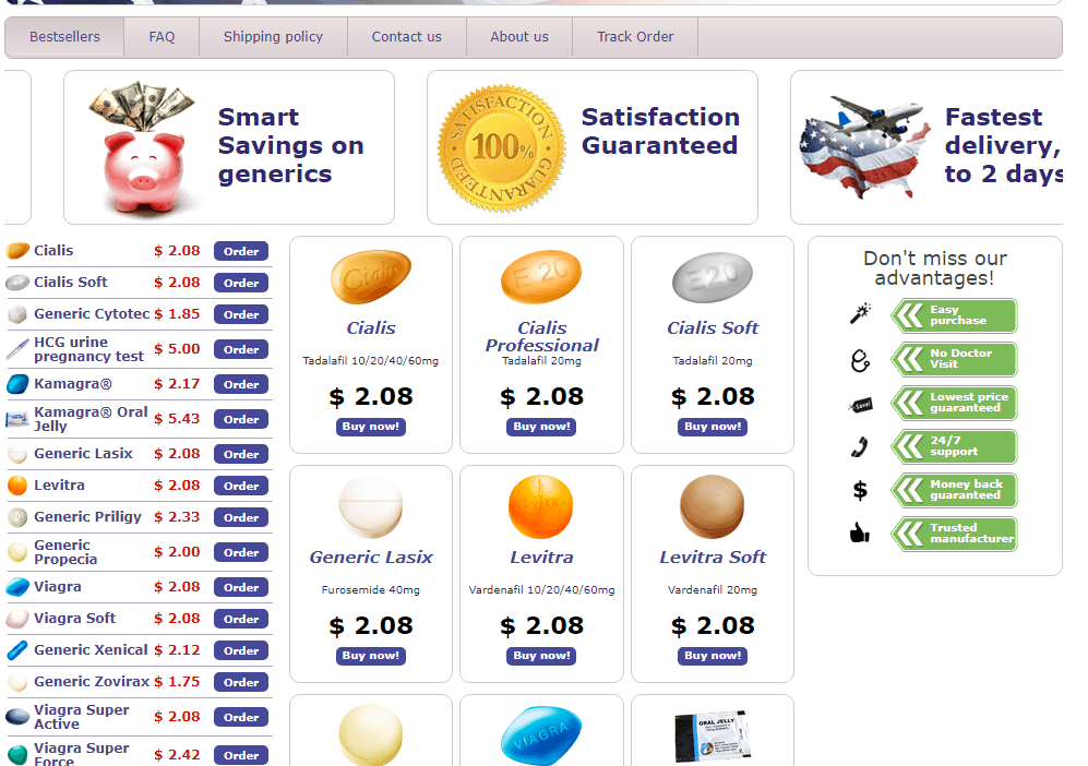 Texas Chemist Bestseller Page
